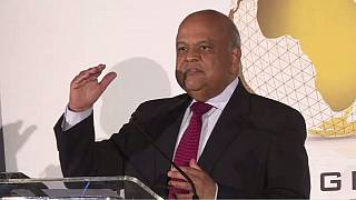 "Pravin Gordan accused of ""playing politics"" and discrediting the Gupta family"