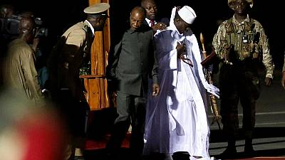Yahya Jammeh accused of exiling with over $10m, emptying Gambia's coffers