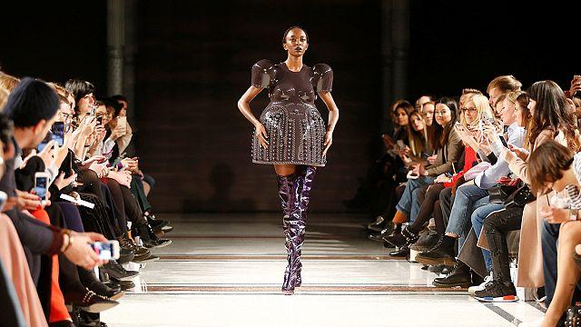 """""""Oh-Momente"""" auf der Berlin Fashion Week"""