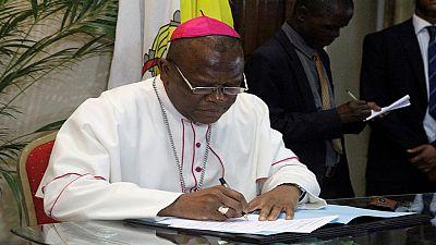 RDC : la Cenco souhaite la signature de l'accord le 28 janvier au plus tard