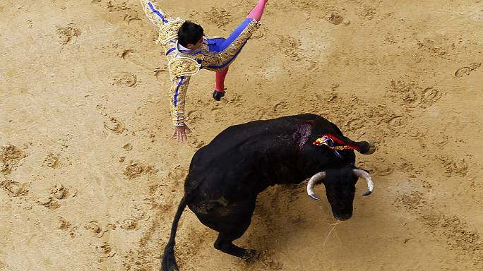 Choques en Bogotá por el regreso de los toros a la plaza de Santamaría