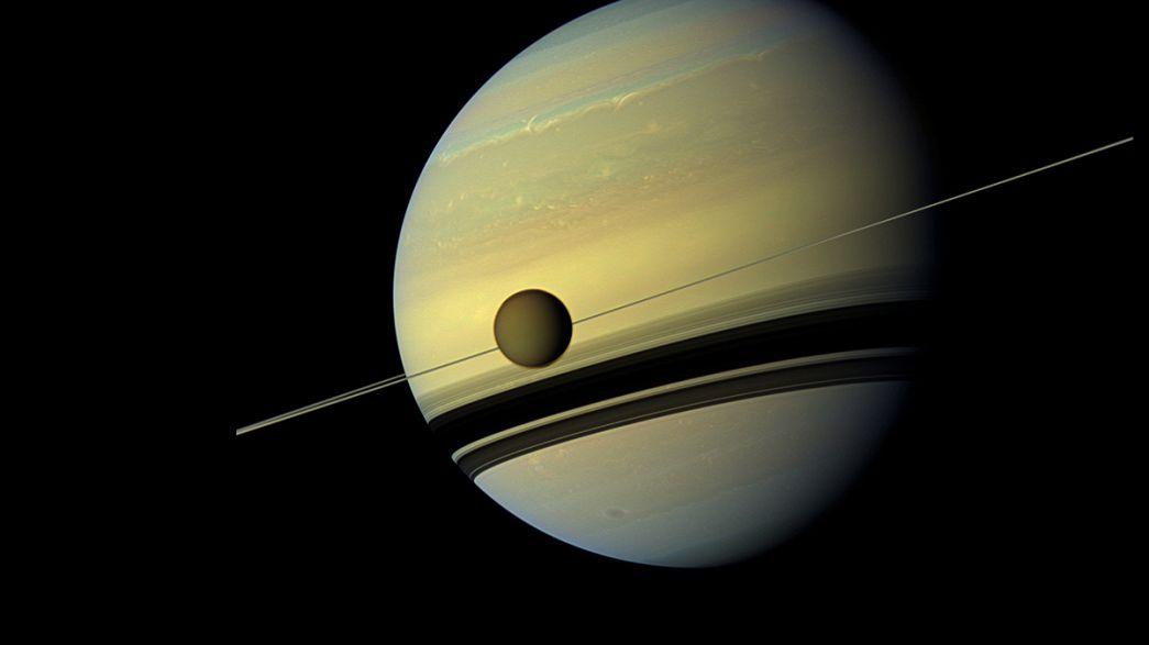 أساطير الفضاء: هبوط هويغنز على سطح تيتان