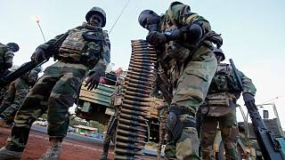 ECOWAS troops will remain in Gambia to look for 'secret weapons depots'