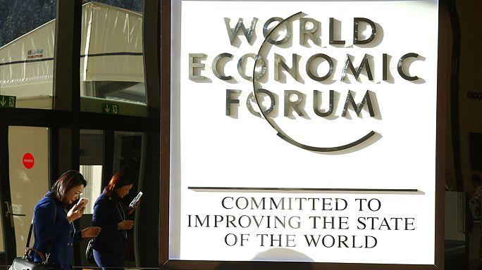 """""""No es fácil hacer predicciones en Davos"""""""