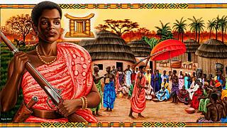 Ghanaians mourn last queen and matriarch of the Ashanti [The Grand Angle]