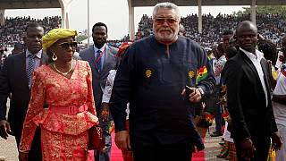Former Ghana president denies report that he called for Biya's ousting after Jammeh