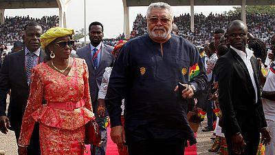 L'ancien président ghanéen John Rawlings dément avoir appelé à l'éviction de Paul Biya