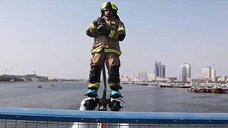 Firefighters in Dubai to use jetpacks