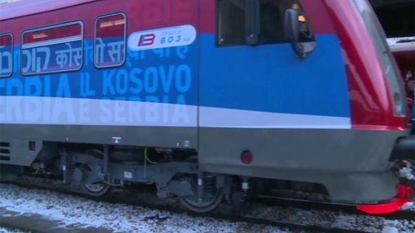 La UE intenta calmar la tensión entre Serbia y Kosovo