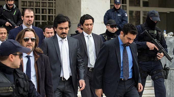 Greek Supreme Court delays verdict on extradition of Turkish soldiers