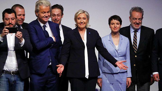 2017, l'année des patriotes pour l'extrême droite européenne