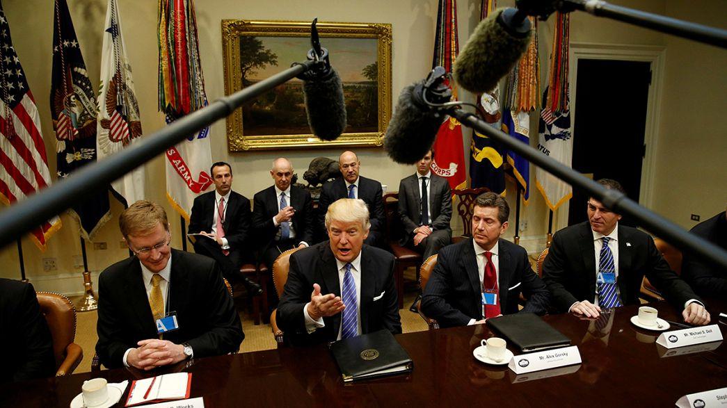 Trump will Regulierungen um 75 Prozent reduzieren