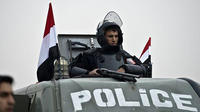 استعدادات أمنية مكثفة تسبق الذكرى السادسة لثورة يناير المصرية