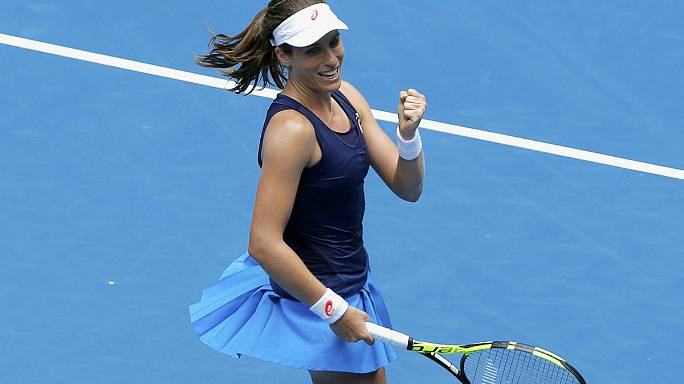 Scontro Konta-S.Williams e Raonic-Nadal all'Open di Australia