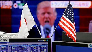 بازارهایی بورس اروپا در نخستین روز کاری ترامپ