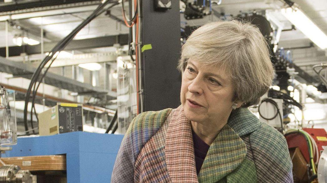 Тереза Мэй умолчала о проблемах на ядерной подлодке перед парламентом