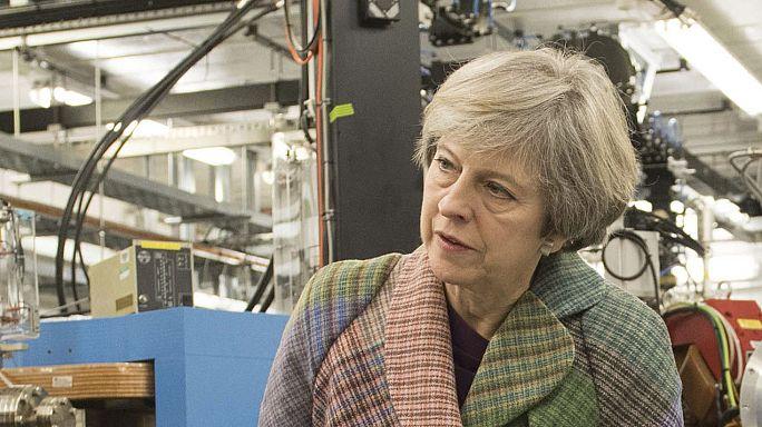 Theresa May pressionada sobre alegado teste falhado de um míssil nuclear