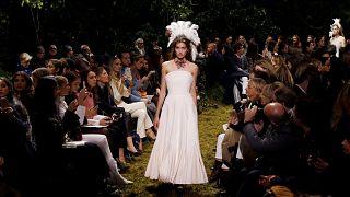 "Dior en estado de ""Grazia"""
