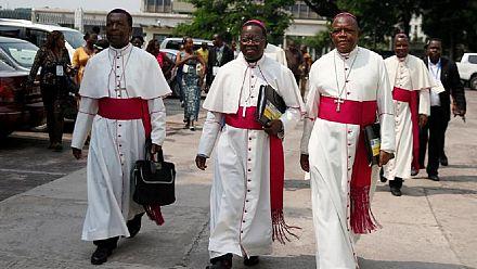 DR Congo's Catholic church says stalled political deal risks failing