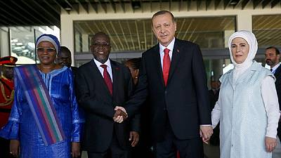 Tanzania seeks Turkish loan for railway
