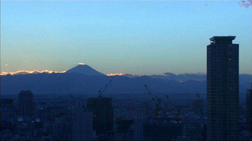 Diamond Fuji - das ganz besondere Sonnenphänomen