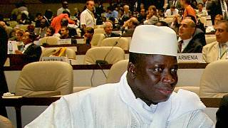 Gambians speculate on Jammeh's wealth after he flies into exile