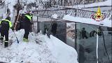 Italy avalanche hotel: Death toll rises as desperate search continues