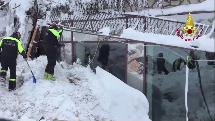 Avalanche en Italie : le bilan porté à 14 morts