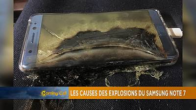 Samsung révèle les causes de l'explosion des Note 7 [Hi-Tech]