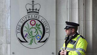 المحكمة العليا البريطانية ضد حكومة تيريزا ماي