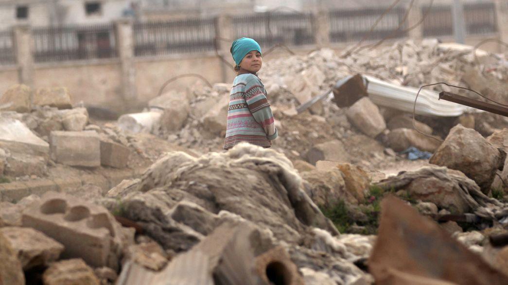 Turquia e Rússia tentam salvar discussões de paz sobre a Síria