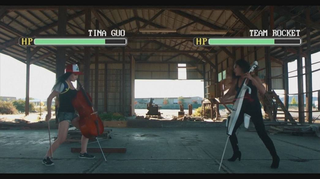 Cellist Tina Guo takes video game music into the charts with her album 'Game On'