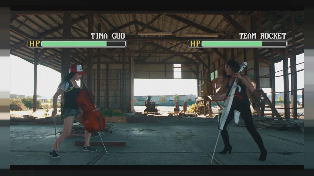 """Game On!"" di Tina Guo: 14 rielaborazioni al violoncello di musiche di video game"