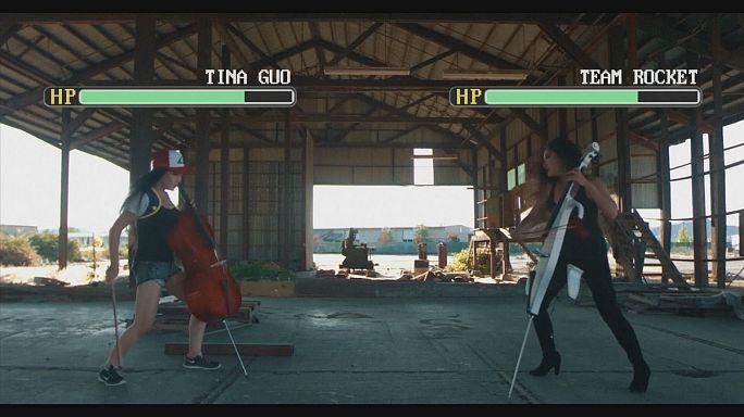 """""""Game On!"""" di Tina Guo: 14 rielaborazioni al violoncello di musiche di video game"""