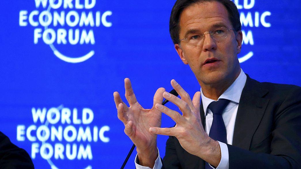 Dutch PM says those who don't respect Dutch customs should leave