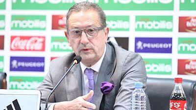 CAN 2017: le sélectionneur algérien démissionne après l'élimination des Fennecs