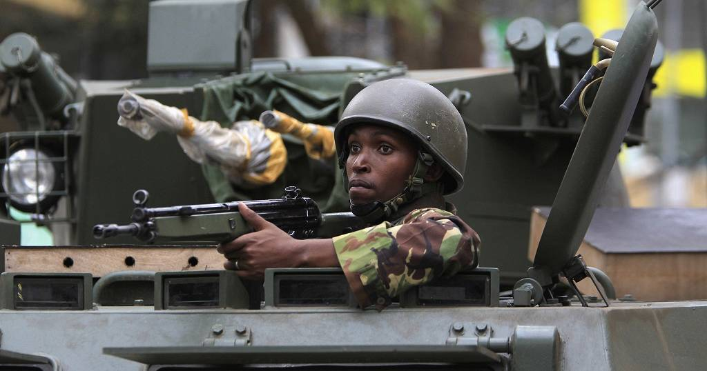 Kenya To Get 418 Million Military Equipment From The