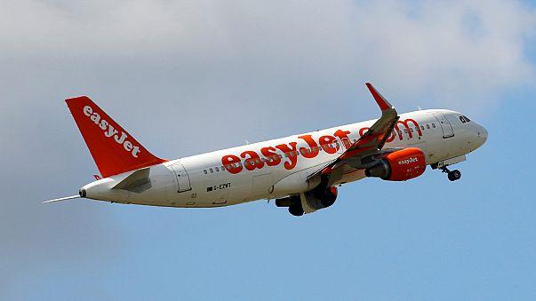 Easy Jet, Sterlin'deki değer kaybı yüzünden 2017 için umutsuz