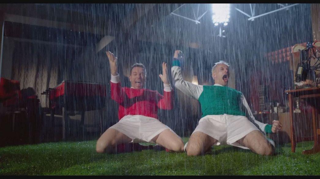 """Danny Boyle y Ewan McGregor presentan """"T2 Trainspotting"""" en Edimburgo"""