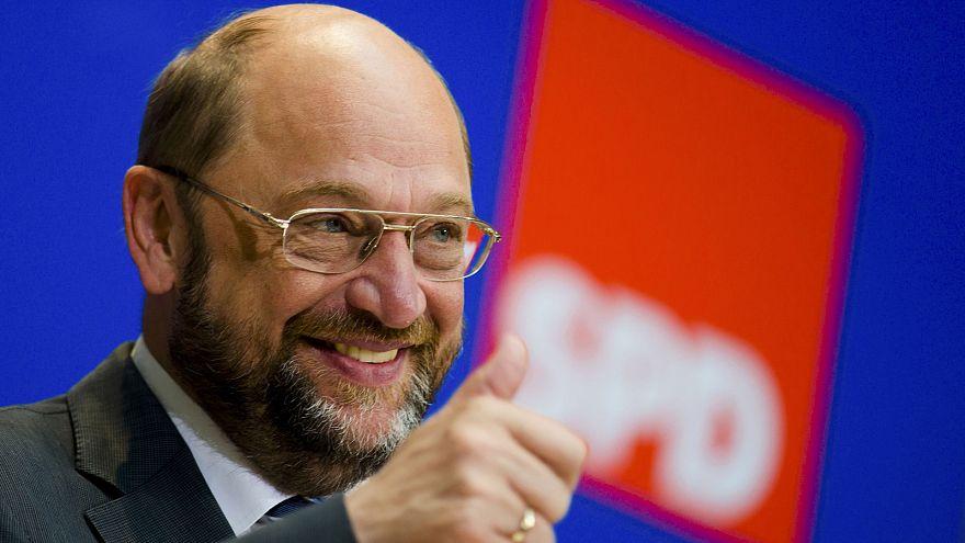 ترشح مارتن شولز لمنصب المستشارية الألمانية من ابرز الاهتمامات الأوروبية ليوم الثلثاء الرابع و العشرين من كانون الثاني يناير 2017