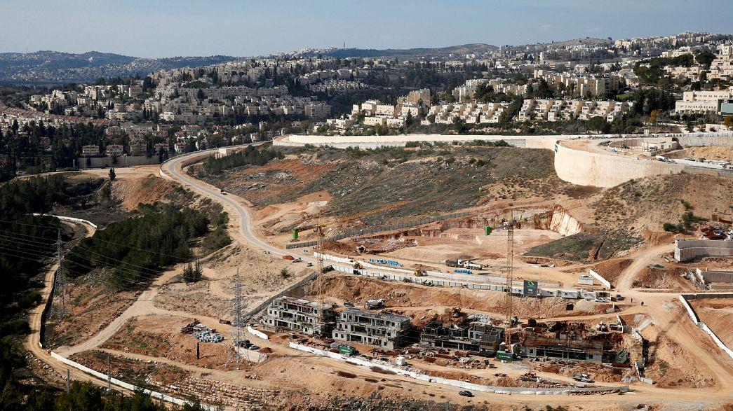 Израиль объявил о планах строительства на Западном берегу Иордана