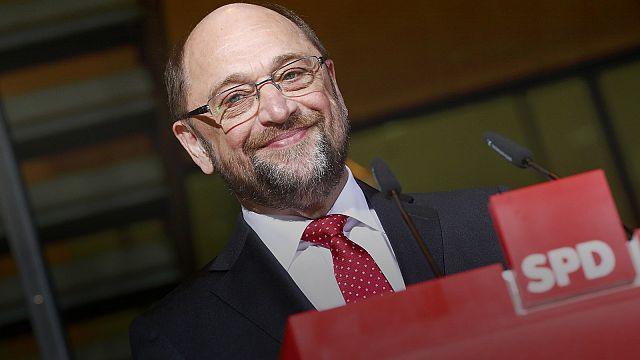 ألمانيا: الحزب الإشتراكي الديمقراطي يرشح مارتن شولتز لمنصب المستشار