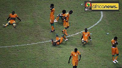 CAN 2017: la Côte d'Ivoire, championne d'Afrique en titre éliminée