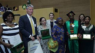 Africa's top 5 female scientists awarded $20,000 each by AU with EU support