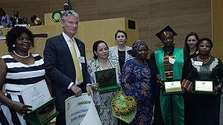 Cinq éminentes scientifiques africaines honorées par l'Union africaine
