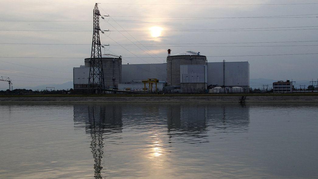 France : première étape vers le démantèlement de Fessenheim