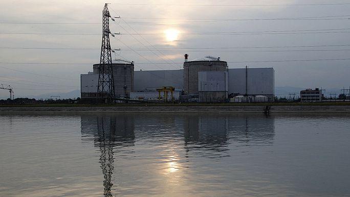 Frankreich will ältestes Atomkraftwerk des Landes schließen