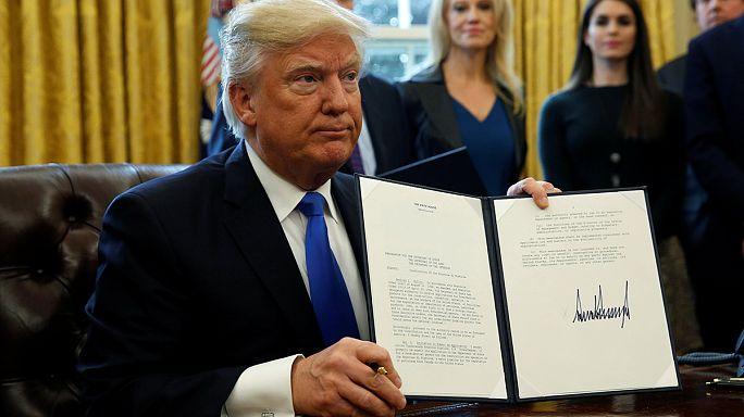 Donald Trump resuscita due controversi progetti di oleodotto