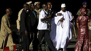 Equatorial Guinea confirms Jammeh's political asylum in the country