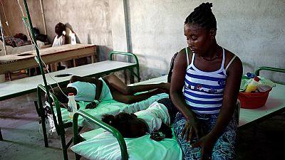 10 dead as cholera epidemic hits Angola